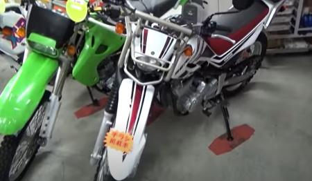 мотоциклы японские