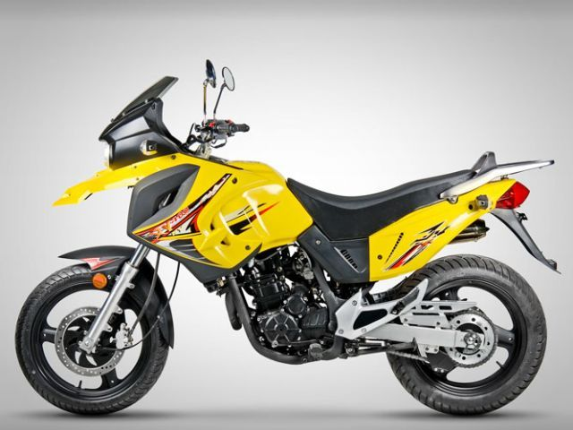 Китайский мотоцикл