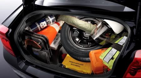 что должно быть в багажнике автомобиля