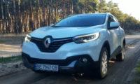 внедорожник Renault Kadjar